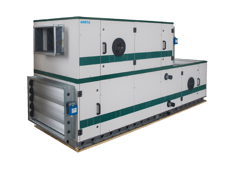 Horizontal Type Air Handling Unit