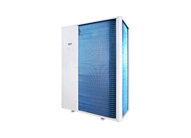 Low Ambient Temperature Air Source Heat Pump Unit