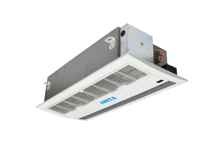 One Way Cassette Type Fan Coil Unit