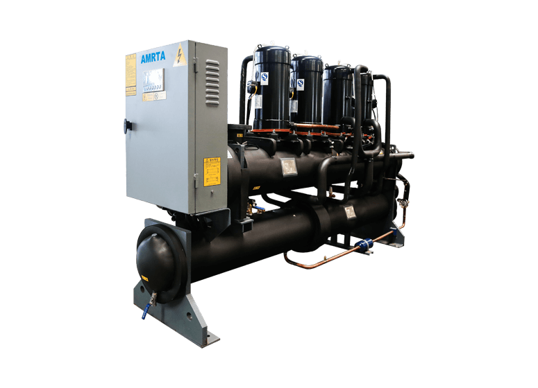 Water-Cooled Scroll Chiller